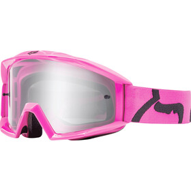 Fox Main Race Gafas enduro, pink